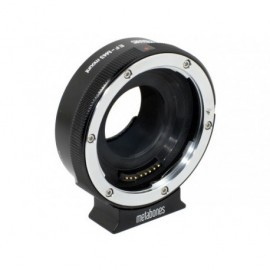 Canon Ef vers Micro Four Thirds Smart Adapter