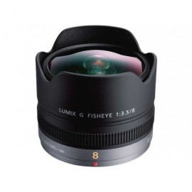 FishEye 8 mm F/3.5