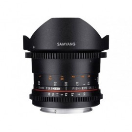 8mm T3.8 Fisheye CS II VDSLR II (Canon)