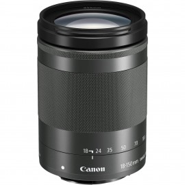 EF-M 18-150 MM F/3.5-6.3 IS STM (graphite)