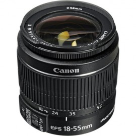 EF S 18 55mm f.3,5 5,6 II IS