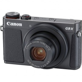 PowerShot G9X Mark II Noir + SD 16Go