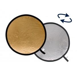 Reflecteur pliable reversible 30cm