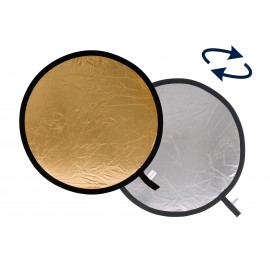 Reversible folding reflector 75cm