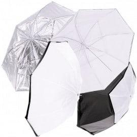 Parapluie 8 en 1, 100 cm