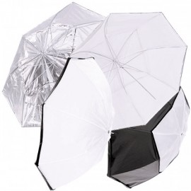 Umbrella 8 in 1, diam 100 cm