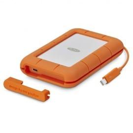 RUGGED 5TB Thunderbolt USB-C