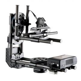 Tête HF 2 axes 15kg + focus + télécommande