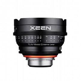 Xeen 16mm T2.6 Canon EF