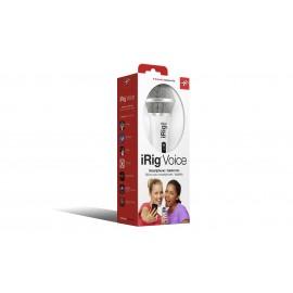 iRig Voice Blanc