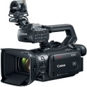 XF405 + 32GB SD Card A professional 4K UHD compact camcorder with a type 1.0 CMOS sensor and a 15x optical zoom