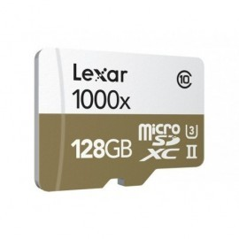 MicroSDHC 128GB Cl10 UHS-II