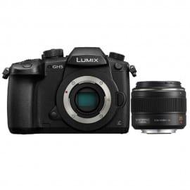GH5+ 25mm LEICA+ XLR + V-LOG