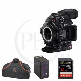 EOS C100 Mark II Pack-E