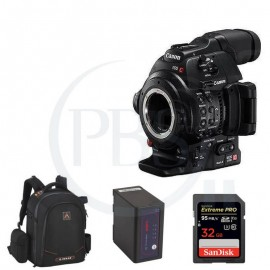 EOS C100 Mark II Pack-P