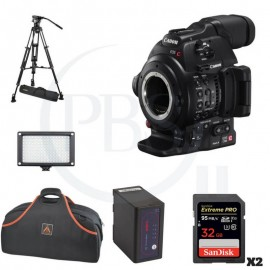 EOS C100 Mark II Pack-C