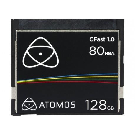 CFast Extreme Pro - 128Go - 80Mb/s - 1.0