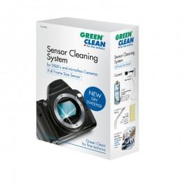 Cleaning kit for full frame sensor