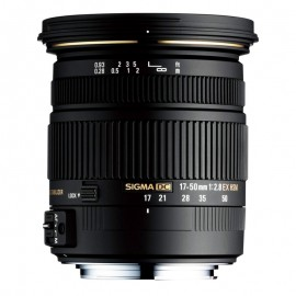 17 50mm F2.8 EX DC OS HSM (Nikon)