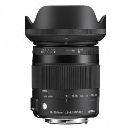 CONTEMPORARY  18 200mm F3.5 6.3 DC MACRO OS HSM (Canon)