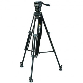 CompassX2 Fluid Head with Toggle 75 1 Stage Alloy Tripod System