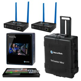Bundle tricaster mini HD4i advanced + 2 connect Spark HDMI