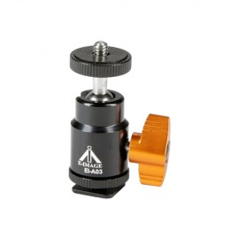 "Mini Ball Head 1/4"" S"