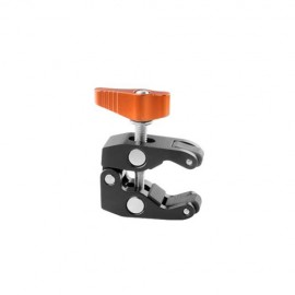 Mini super Clamp with 1/4'' & 3/8''
