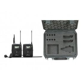 Pack EW122P-G4 + SKB case