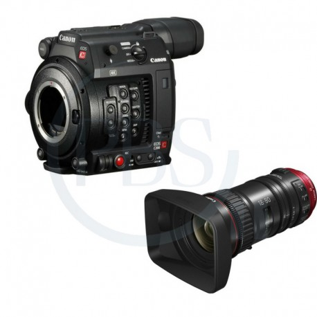 EOS C200 + CN-E18-80mm T4,4 L IS KAS S