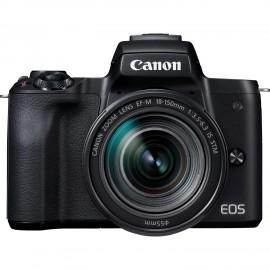 EOS M50 noir + EF-M18-150