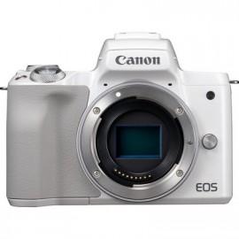 EOS-M50 blanc Boîtier Nu