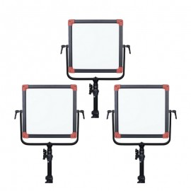 Set of 3 Led light panel PL-E60
