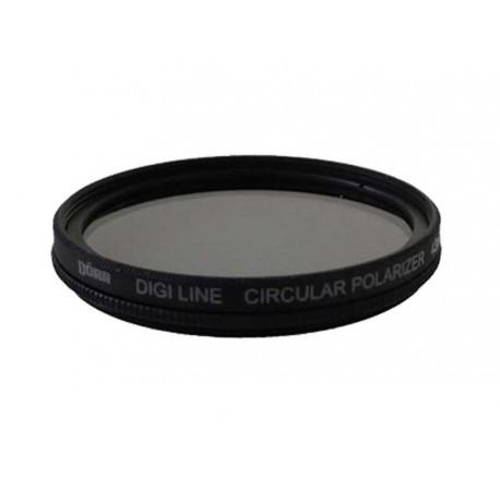 Filtre Polarisant circulaire 55mm