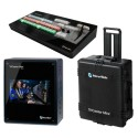 Tricaster Mini HD 4I + Console CS + Valise + Advanced Edition
