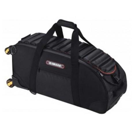Shoulder bag with wheels