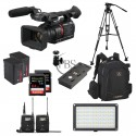 AG-CX350 REPORTER BUNDLE
