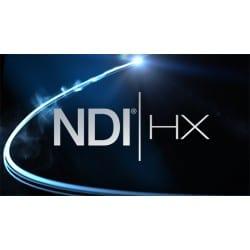 NDI|HX upgrade for Panasonic PTZ cameras