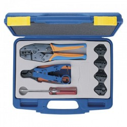 Set of crimping pliers