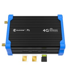 P2 HDMI over IP 4G Bonding Encoder with Battery