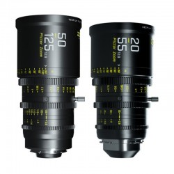 Lens Pictor pack + suitcase