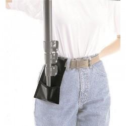 Pochette ceinture pour monopode
