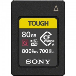 Memory card CFExpress G series type A 80GB R800/W700