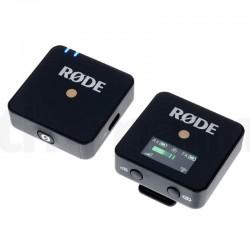 Wireless GO HF system