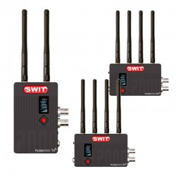 Pack FLOW2000- 2 récepteurs/1 émetteur