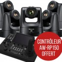 5 PTZ AW-UE100 Controller AW-RP150 offered