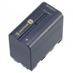 NP-F970A2 Battery series L