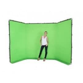 Toile de remplacement panoramique Chromagreen  4M