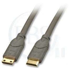 HDMI A Standard - HDMI C Mini 0.5m