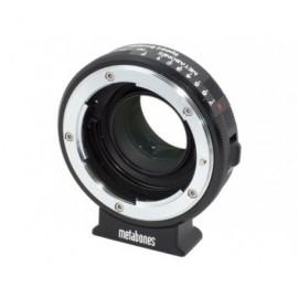 Nikon G vers BMCC Micro 4/3 Speed Booster